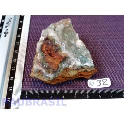 Aurichalcite brute de 97gr du Mexique