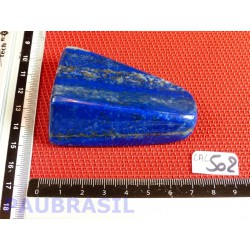 Lapis Lazuli forme libre 121g 68mm haut Q Extra