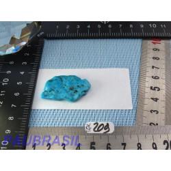 """Turquoise de Chine Q Extra """"plaquette"""" de 7gr"""