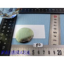 Amazonite Inde Pierre Plate Fine Q Extra 15gr