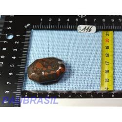 Cuivre natif en pierre plate 33g