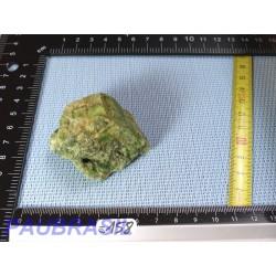 Diopside - Chrome diopside en pierre brute de 100gr
