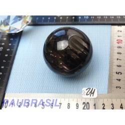 Sphère Hypersthène Q Extra 372g 58mm diamètre