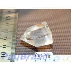 Pointe Reiki en Cristal de Roche 31mm 28gr
